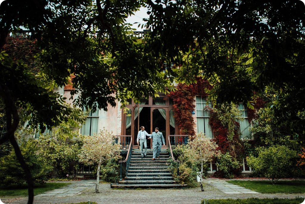 Bantry House Wedding 10