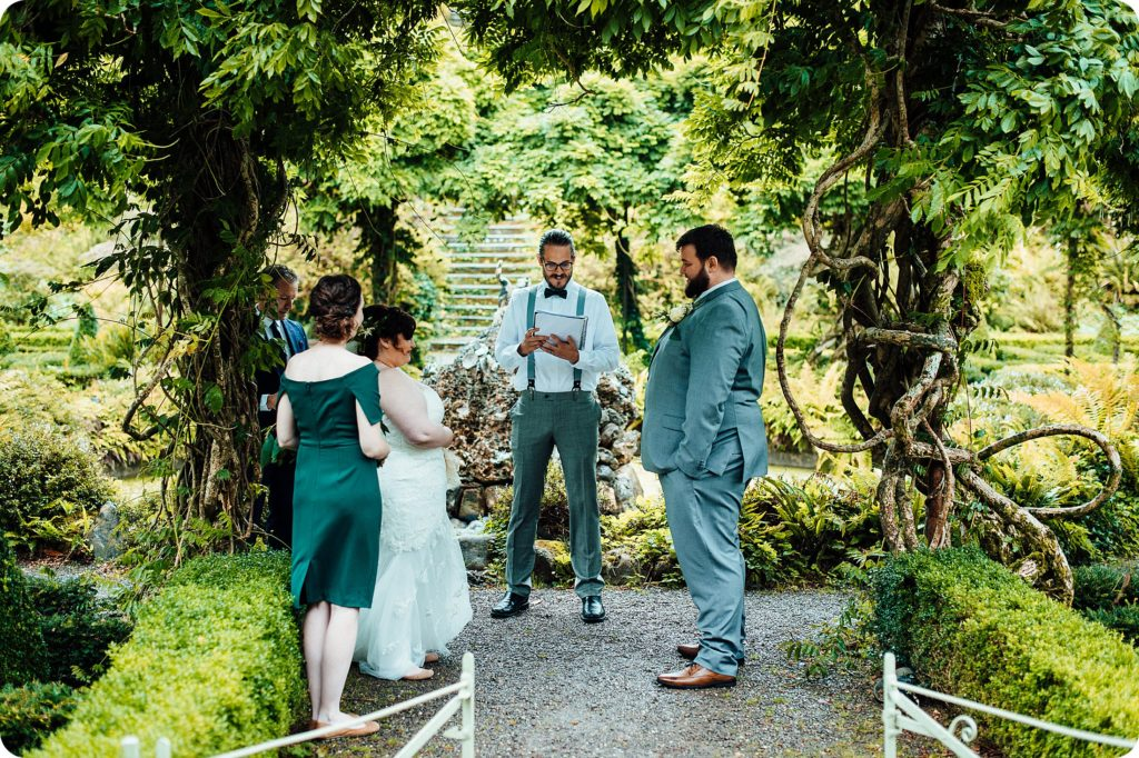 Bantry House Wedding 34
