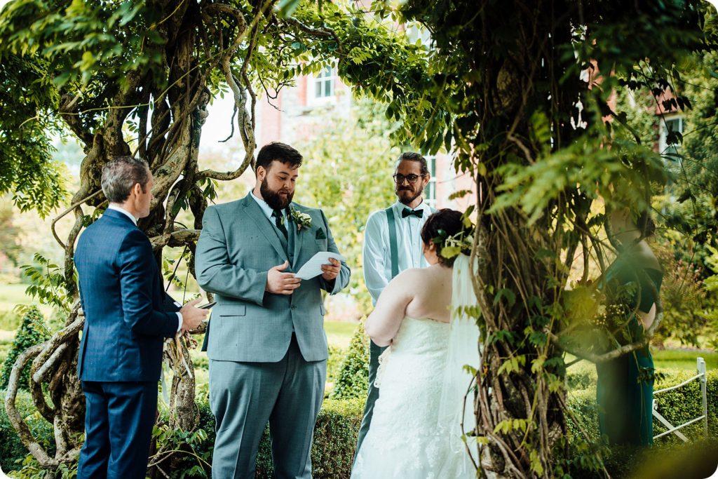 Bantry House Wedding 36