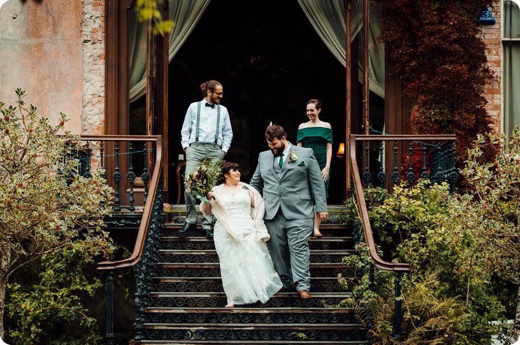 Bantry House Wedding 49