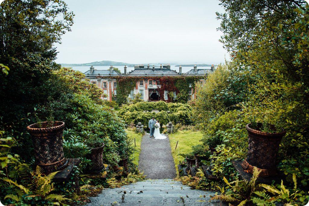 Bantry House Wedding 61