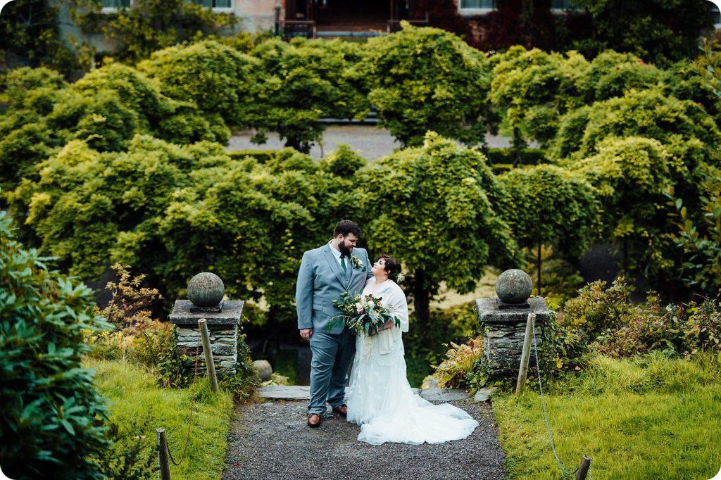 Bantry House Wedding 62