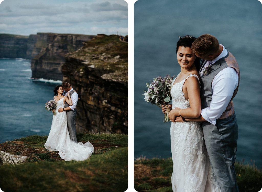 elopement cliffs of moher wedding wedding photography ireland00074