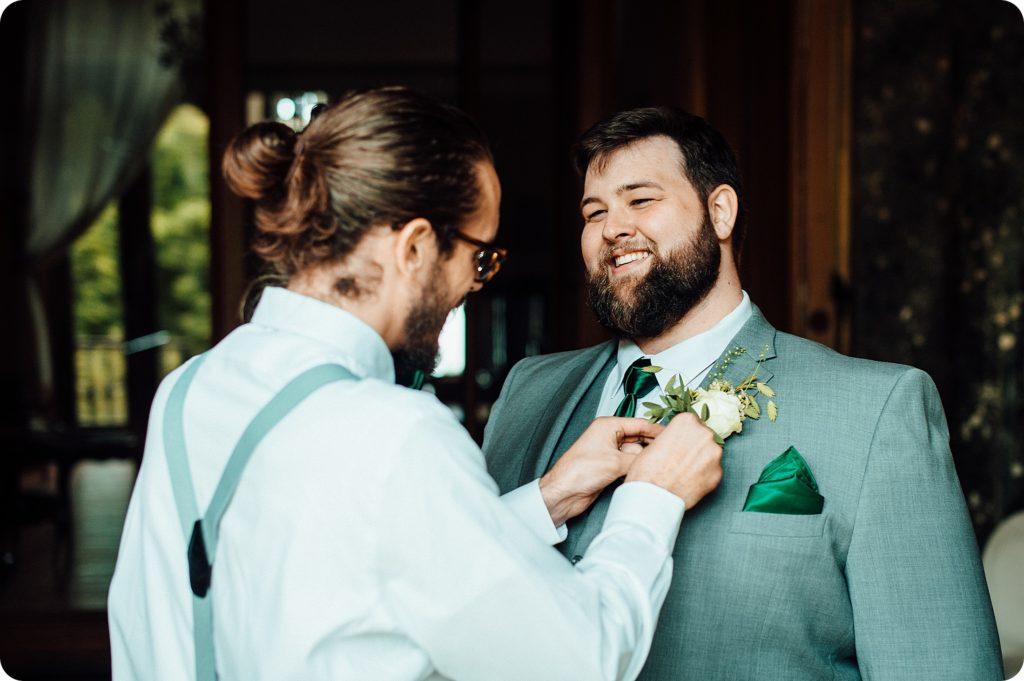 Bantry House Wedding 1