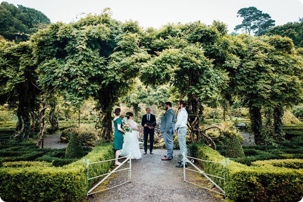 Bantry House Wedding 31