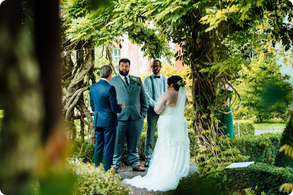 Bantry House Wedding 33