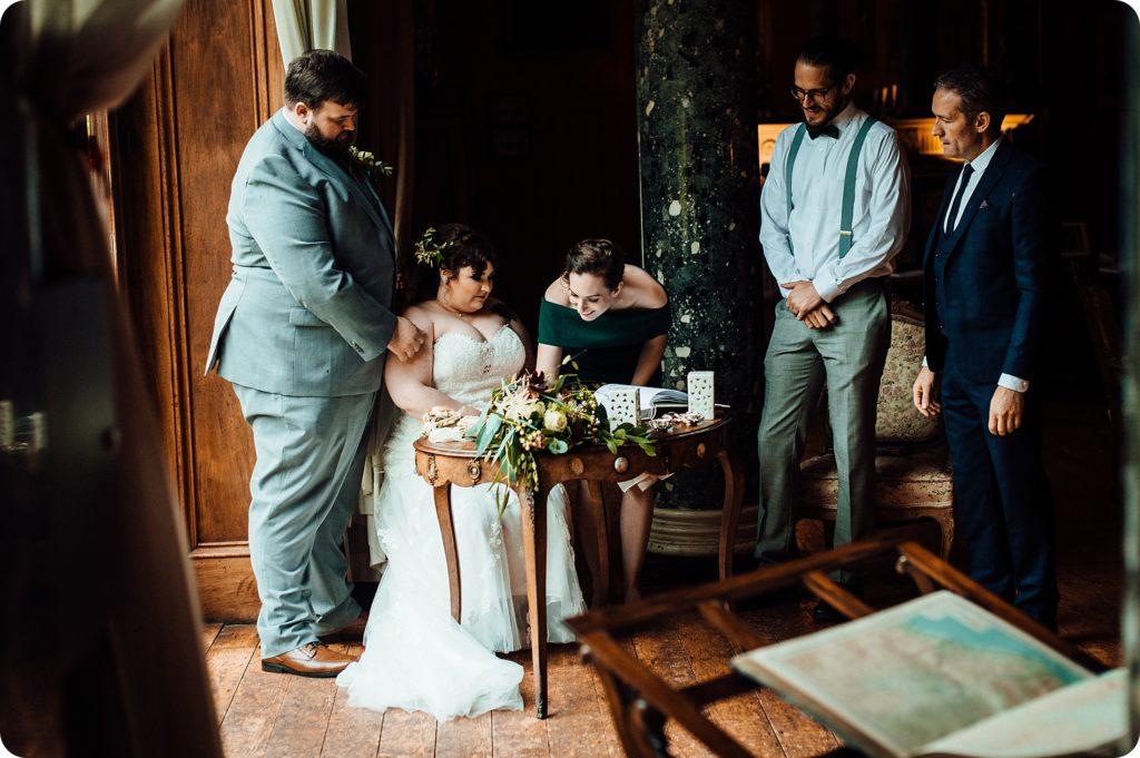 Bantry House Wedding 45