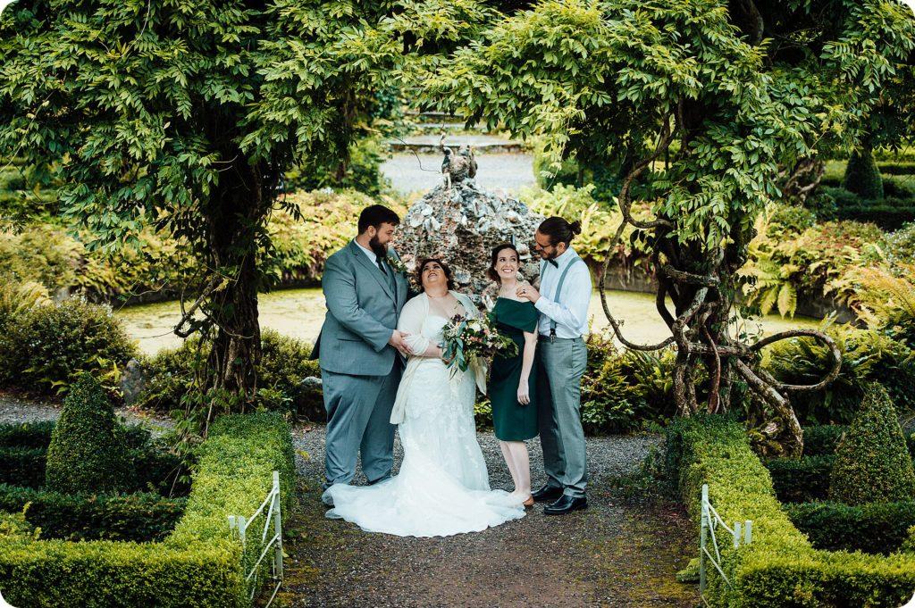 Bantry House Wedding 51