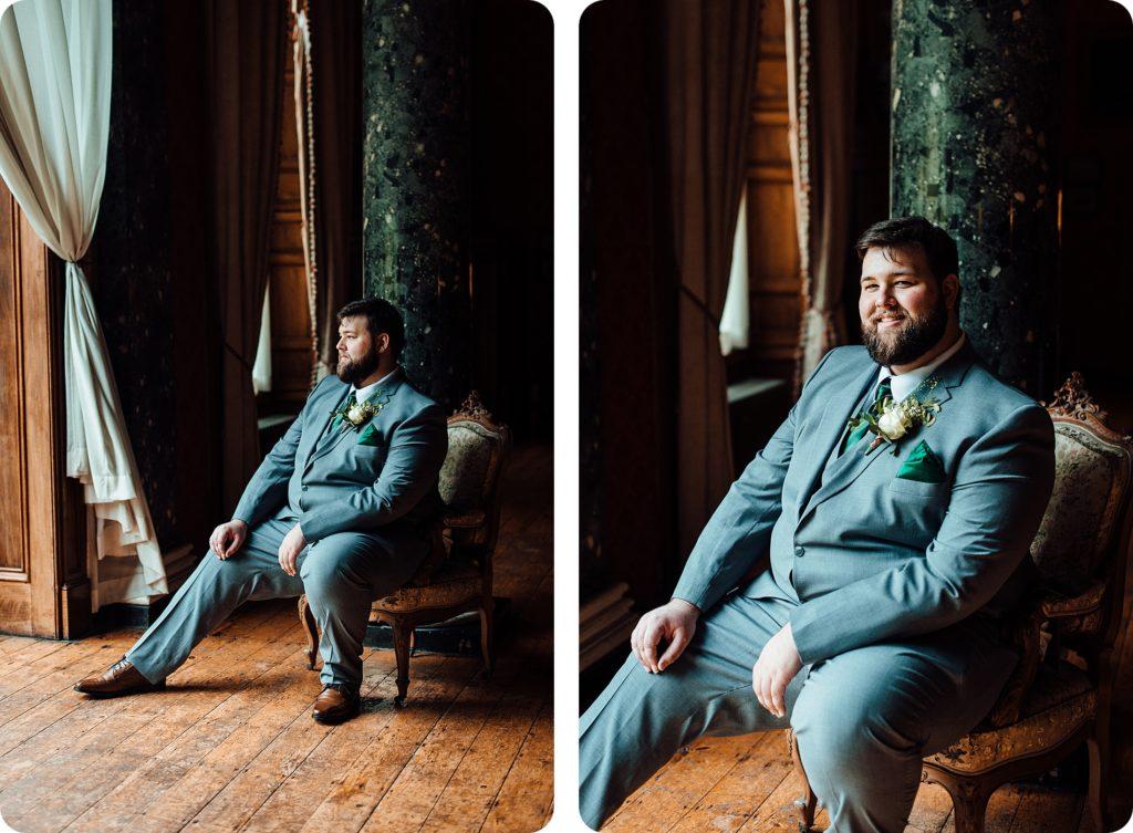 Bantry House Wedding 6