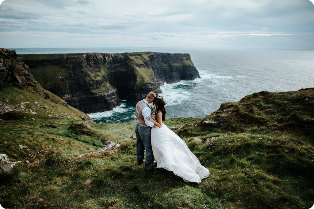 elopement cliffs of moher wedding wedding photography ireland00076 1