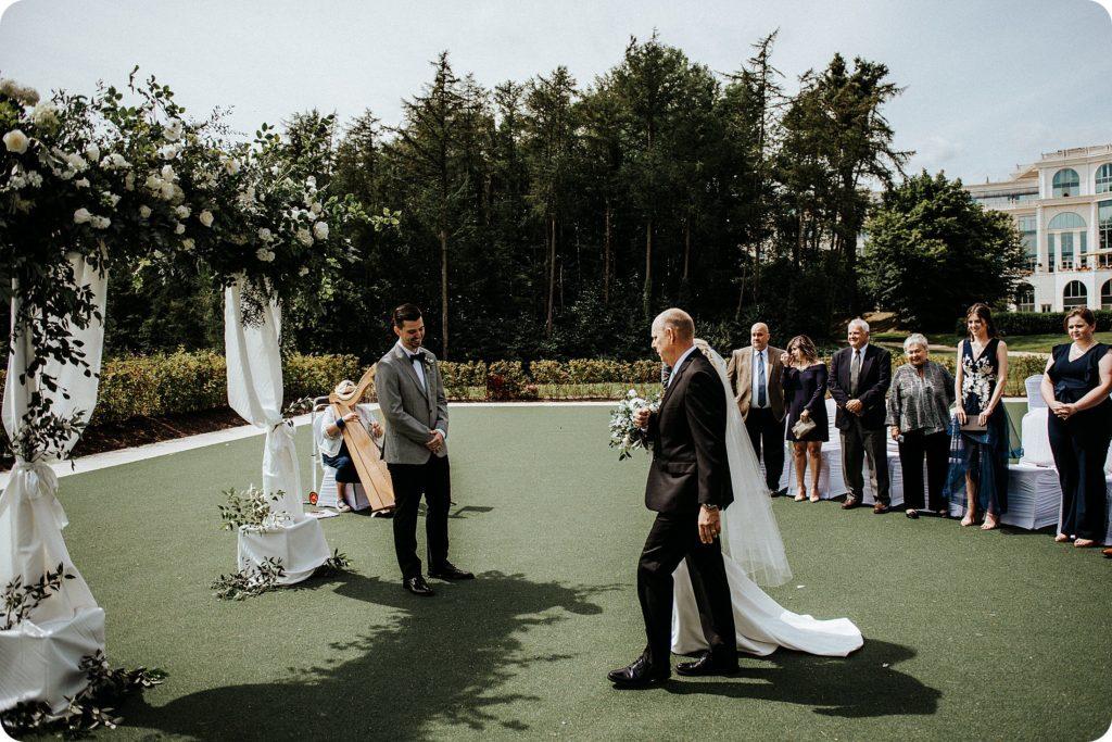 powerscourt hotel dublin wedding I wedding photograpy dublin00036