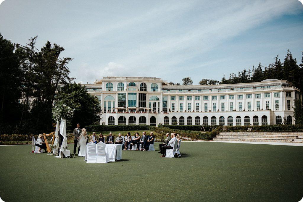 powerscourt hotel dublin wedding I wedding photograpy dublin00043