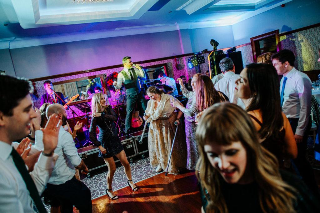 the brehon hotel wedding killarney wedding photographer killarney00090