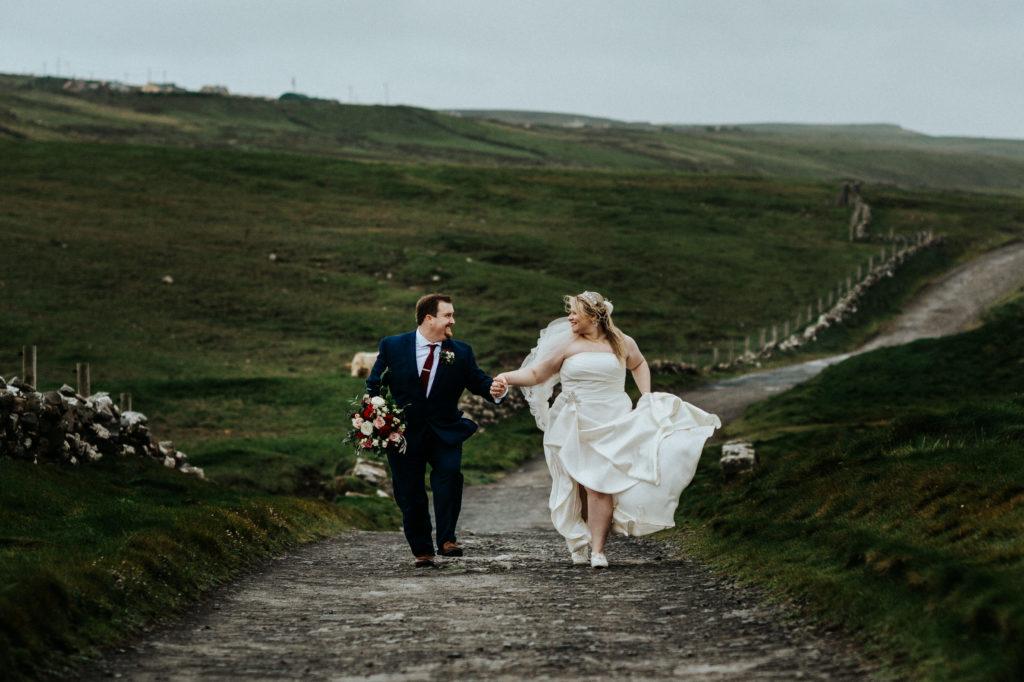 cliffs of moher wedding 2 1