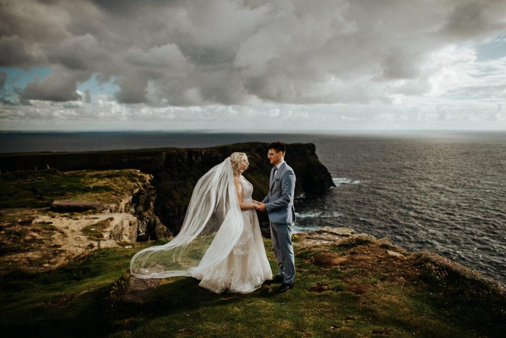 cliffs of moher wedding 3